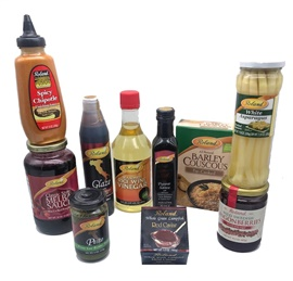 Picture of Roland Foods Gift Pack 10 items - Item No. 13200
