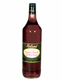 Picture of Red Wine Vinegar - Roland Raspberry Red Wine Vinegar - 33.8 oz - Item No. 13202