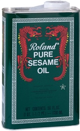 Picture of Sesame Oil - Roland Pure Sesame Seed Oil - 56 fl. oz. - Item No. 13209