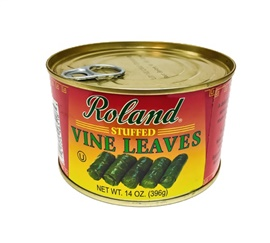Picture of Leaf Vine - Roland Stuffed Vine Leaves - 70 oz - Item No. 13220