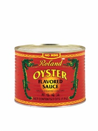 Picture of Oyster Sauce - Roland Oyster Flavored Sauce - 5 lbs - Item No. 13222