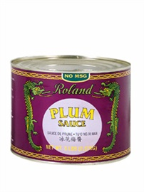 Picture of Plum Sauce - Roland Plum Sauce - 5 lbs - Item No. 13223