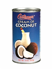 Picture of Coconut Milk - Costamar Cream of Coconut - 15 oz - Item No. 13230