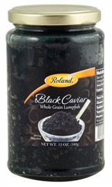 Picture of Caviar - Roland Black Lumpfish Caviar - 12 oz - Item No. 13232