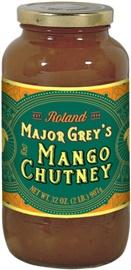 Picture of Mango Chutney - Roland Major Grey Mango Chutney - 32 oz- Item No.13234