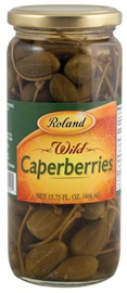 Picture of Caperberries - Roland Wild Caperberries - 15.75 oz - Item No. 13239