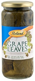 Picture of Grape Leaf - Roland Grape Leaves - 16 oz - Item No. 13240