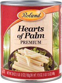 Picture of Hearts of Palm - Roland Hearts of Palm - 28 oz - Item No. 13246