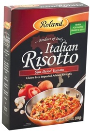 Picture of Risotto - Roland Risotto with Sun-Dried Tomatoes 5.8 oz - Item No. 13279
