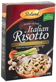 Picture of Risotto - Roland Risotto with Asparagus & Mushrooms 5.8 oz - Item No. 13281