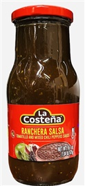 Picture of La Costena Ranchera Sauce - Medium 16 oz. - Item No. 1338