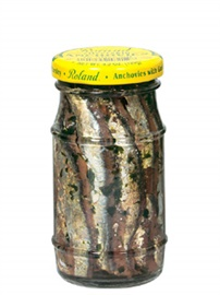 Picture of Anchovy - Roland Silverskin Anchovies 4.2 oz - Item No. 13506