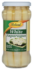 Picture of Asparagus - Roland White Asparagus Spears 11.6 oz - Item No. 13511