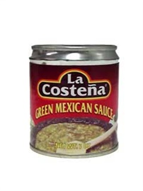 Picture of Salsa Verde - La Costena Green Mexican Sauce 7 oz (Pack of 3) - Item No. 1352