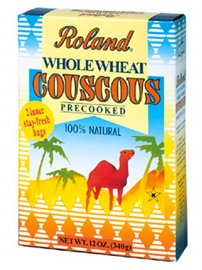 Picture of Couscous - Roland Whole Wheat Cous Cous 12 oz - Item No. 13527