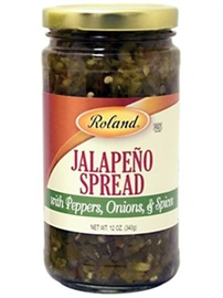 Picture of Roland Jalapeno Spread 12 oz - Item No. 13529