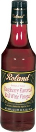 Picture of Roland Raspberry Flavored Red Wine Vinegar 16.9 fl oz- Item No.13544