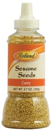 Picture of Roland Curry Sesame Seeds 3.5 Oz - Item No. 13560