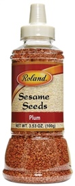 Picture of Roland Plum Sesame Seeds 3.5 Oz - Item No. 13563