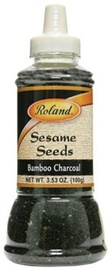 Picture of Roland Bamboo Smoked Sesame Seeds 3.5 Oz- Item No.13565