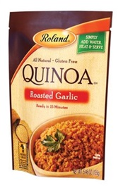 Picture of Roland Roasted Garlic Quinoa 5.46 oz - Item No. 13573