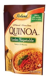Picture of Garden Vegetable Quinoa by Roland - Item No. 13574