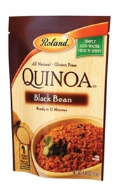 Picture of Roland Black Bean Quinoa 5.46 oz - Item No. 13575