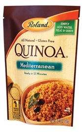 Picture of Roland Mediterranean Quinoa 5.46 oz - Item No. 13577