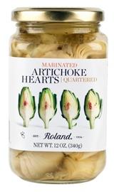 Picture of Marinated & Quartered Artichoke Hearts- Item No.13583