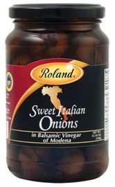 Picture of Sweet italian Onions in Balsamic Vinegar by Roland - Item No. 13585