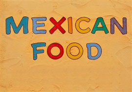 Picture of Quick Mexican Dinner Recipe - Item No. 136-quick-mexican-dinner