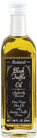 Picture of BlackTruffle Oil - extra virgin olive oil with black truffle 1.86 oz- Item No.13600