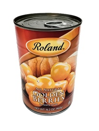 Picture of Roland Golden Berries-Heavy Syrup 16.2 oz- Item No.13605
