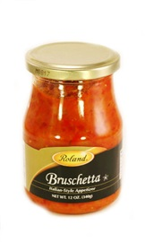 Picture of Bruschetta Italian Style Appetizer - Item No. 13611