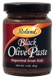 Picture of Roland Black Olive Paste 3 oz- Item No.13614