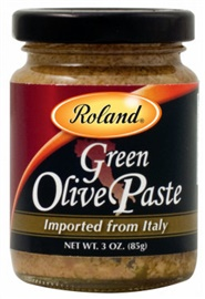 Picture of Roland Green Olive Paste 6.5 oz - Item No. 13615