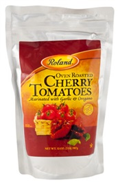 Picture of Roland Oven Roasted Cherry Tomatoes Marinated with Garlic & Oregano 32 oz - Item No. 13622