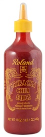 Picture of Roland Sriracha Chili Sauce 17 oz - Item No. 13625