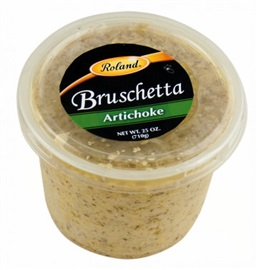 Picture of Roland Bruschetta Artichoke 25 oz - Item No. 13626