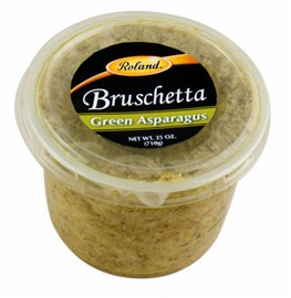 Picture of Roland Bruschetta Green Asparagus 25 oz - Item No. 13630