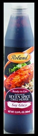 Picture of Roland Soy Glaze Japanese Seven Spice Chile Pepper 12.9 fl oz - Item No. 13632