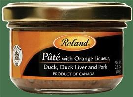 Picture of Roland Pate with Orange Liqueur 2.8 oz- Item No.13634