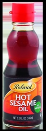 Picture of Roland Hot Sesame Oil  6.2 Fl Oz - Item No. 13644