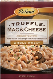 Picture of Roland Truffle Mac and Cheese Whole Wheat - Item No. 13651