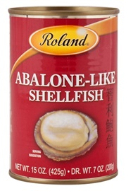 Picture of Chilean Locos - Abalone Like Shellfish by Roland (Product of Chile) - Item No. 13700