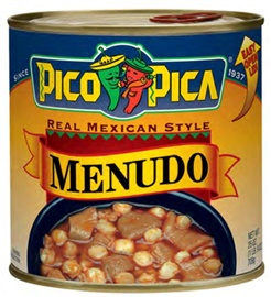 Picture of Pico Pica Real Mexican-Style Menudo 25 oz. - Item No. 1381