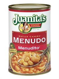 Picture of Menudo - Menudito by Juanita's 15 oz. - Item No. 1395