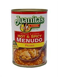 Picture of Hot & Spicy Menudo Picoso by Juanita�s 15 oz- Item No.1404