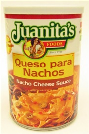 Picture of Juanita's Nacho Cheese Sauce 15 oz - Item No. 1418