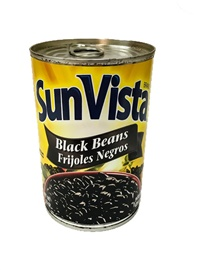 Picture of Black Beans by Sun Vista 15 oz (Pack of 3) - Item No. 1431